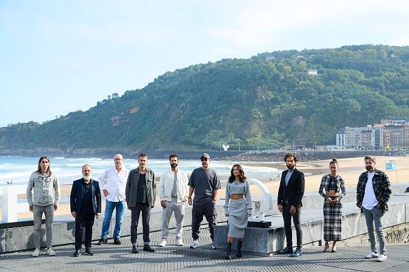 "Alvaro Gonzalez「""La Hija / The Daughter"" Photocall - 69th San Sebastian Film Festival」:写真・画像(2)[壁紙.com]"