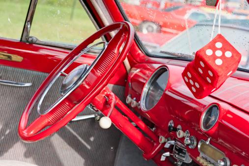 Hot Rod Car「Classic Car Series (XXL)」:スマホ壁紙(6)