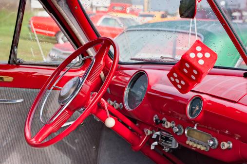 Hot Rod Car「Classic Car Series (XXL)」:スマホ壁紙(11)