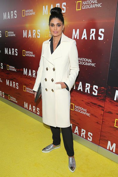 "Silver Colored「National Geographic Channel ""MARS"" Premiere NYC」:写真・画像(16)[壁紙.com]"
