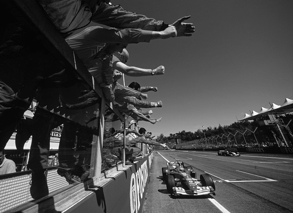 Pit Stop「F1 Grand Prix of San Marino」:写真・画像(8)[壁紙.com]