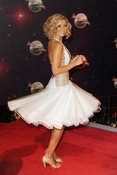"Dress Shoe「""Strictly Come Dancing"" - Red Carpet Launch - Arrivals」:写真・画像(6)[壁紙.com]"
