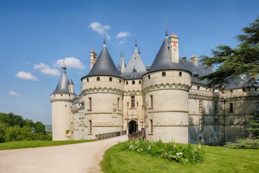 Loire Valley「Chateau de Chaumont (Chaumont Castle).」:スマホ壁紙(15)