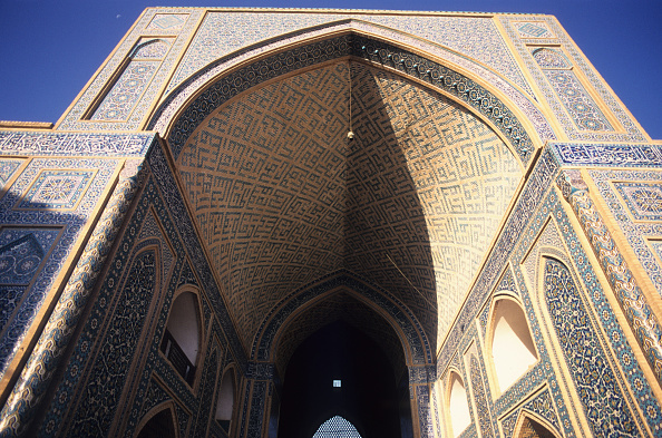 Yazd「Juma Mosque in Yazd」:写真・画像(7)[壁紙.com]