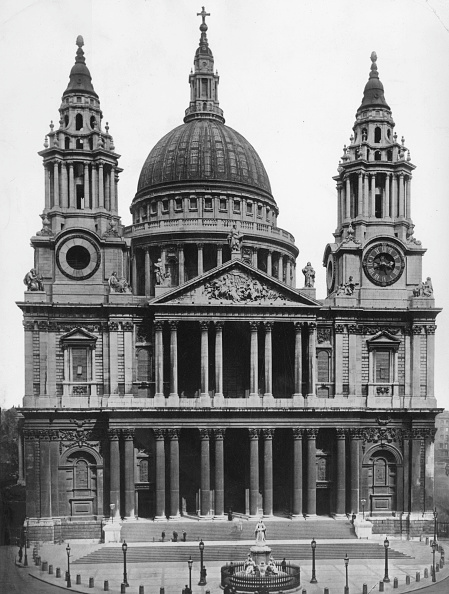 Architectural Feature「St Paul's Cathedral」:写真・画像(16)[壁紙.com]