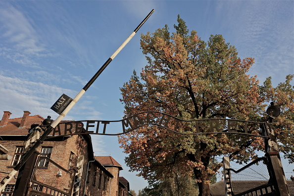 Entrance「Gateway To Auschwitz I」:写真・画像(12)[壁紙.com]