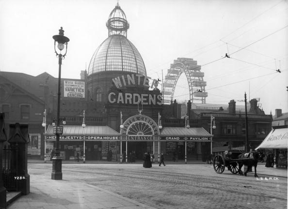 Blackpool「Winter Gardens」:写真・画像(3)[壁紙.com]