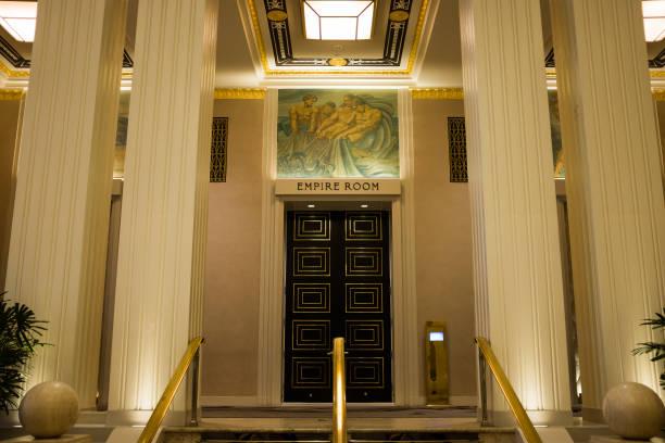 Waldorf Astoria's Empire Room:ニュース(壁紙.com)
