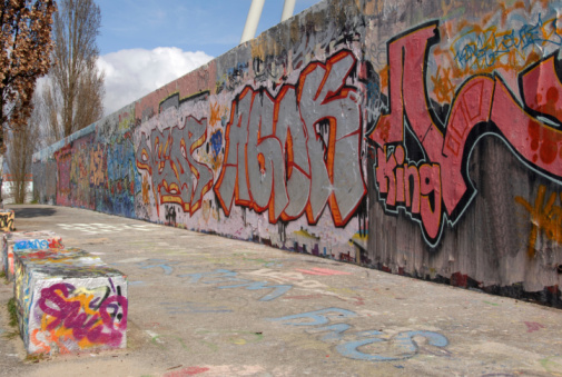 Politics「Wall of Berlin」:スマホ壁紙(6)