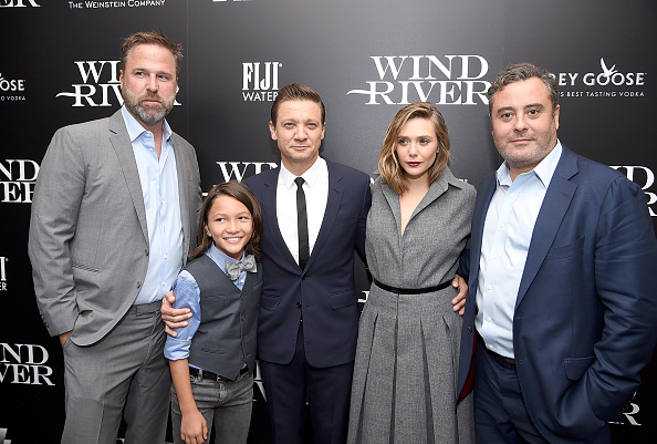 """Basil「The Weinstein Company Hosts A Screening Of """"Wind River""""- Arrivals」:写真・画像(6)[壁紙.com]"""