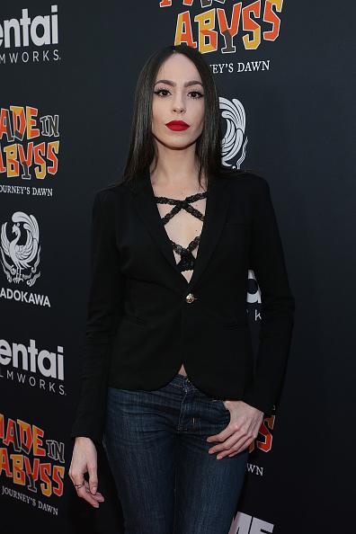 アイライナー「Cast And Stars Attend 'MADE IN ABYSS: Journey's Dawn' North American Premiere At Regal Cinemas 14 On March 15, 2019 in Los Angeles, California」:写真・画像(10)[壁紙.com]