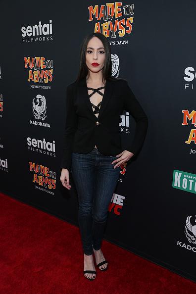 アイライナー「Cast And Stars Attend 'MADE IN ABYSS: Journey's Dawn' North American Premiere At Regal Cinemas 14 On March 15, 2019 in Los Angeles, California」:写真・画像(9)[壁紙.com]