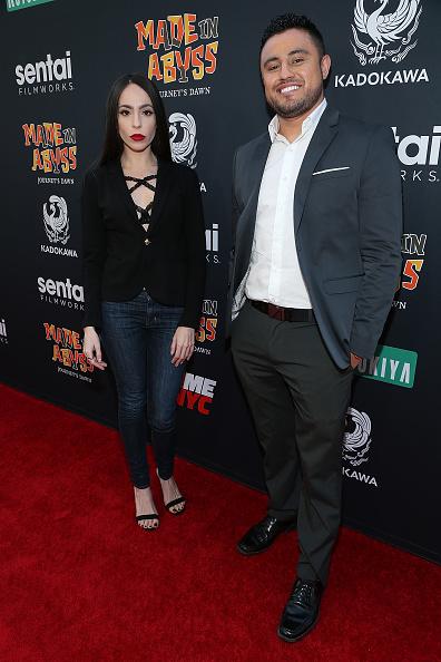 アイライナー「Cast And Stars Attend 'MADE IN ABYSS: Journey's Dawn' North American Premiere At Regal Cinemas 14 On March 15, 2019 in Los Angeles, California」:写真・画像(8)[壁紙.com]
