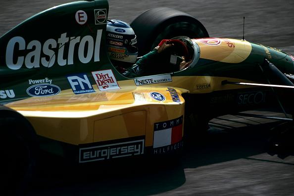 ミカ ハッキネン「Mika Häkkinen, Grand Prix Of Germany」:写真・画像(13)[壁紙.com]