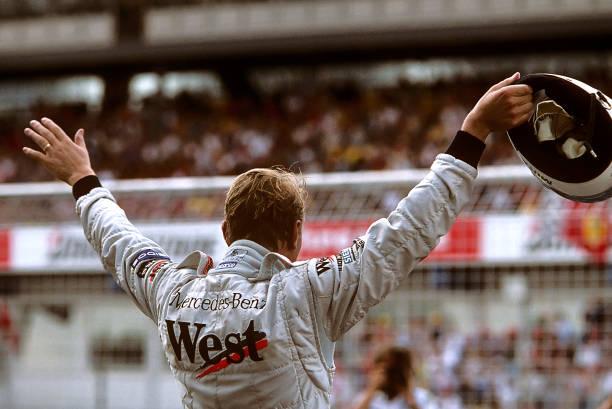 ミカ ハッキネン「Mika Häkkinen, Grand Prix Of Germany」:写真・画像(7)[壁紙.com]