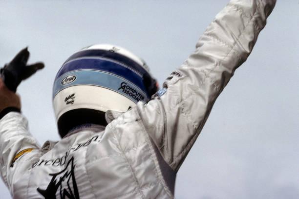 自動車レース「Mika Häkkinen, Grand Prix Of Germany」:写真・画像(8)[壁紙.com]