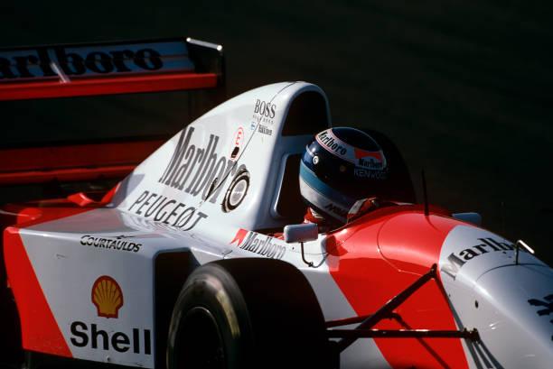 ミカ ハッキネン「Mika Häkkinen, Grand Prix Of Portugal」:写真・画像(14)[壁紙.com]