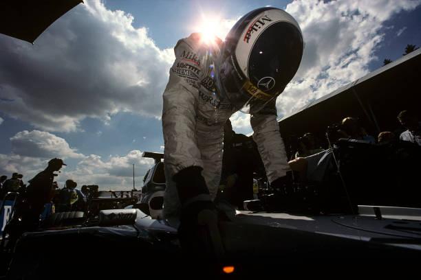 ミカ ハッキネン「Mika Häkkinen, Grand Prix Of Belgium」:写真・画像(7)[壁紙.com]