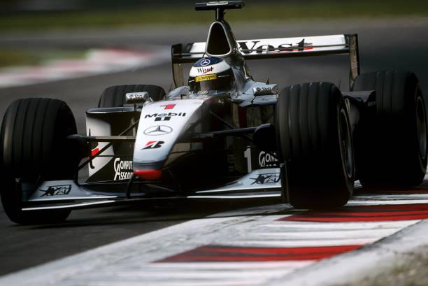 ミカ ハッキネン「Mika Häkkinen, Grand Prix Of Italy」:写真・画像(6)[壁紙.com]