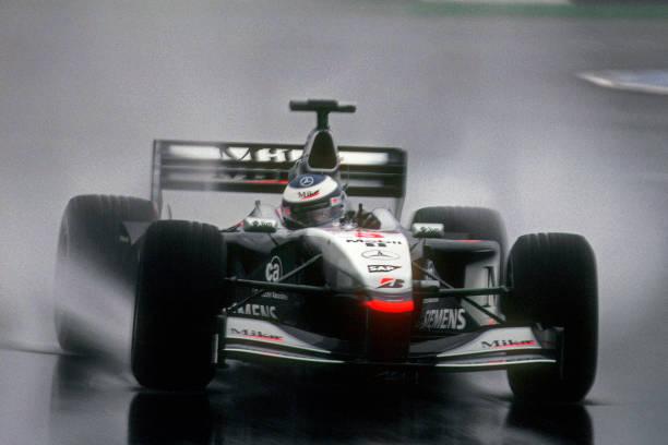 ミカ ハッキネン「Mika Häkkinen, Grand Prix Of Great Britain」:写真・画像(5)[壁紙.com]