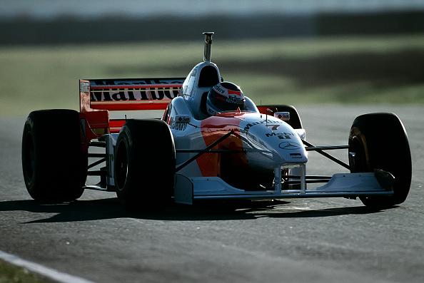 ミカ ハッキネン「Mika Häkkinen, Grand Prix Of Argentina」:写真・画像(2)[壁紙.com]