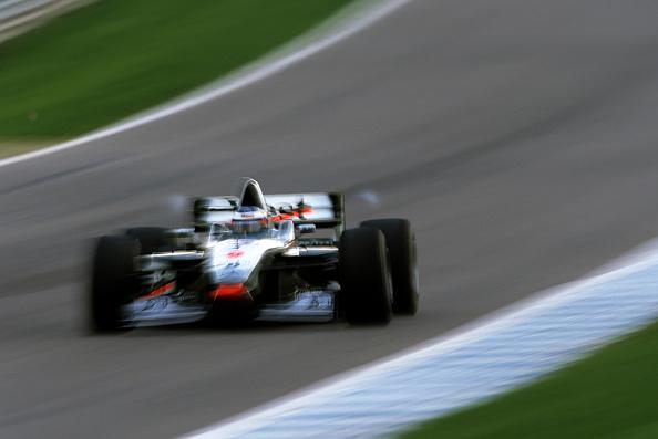 ミカ ハッキネン「Mika Häkkinen, Grand Prix Of Europe」:写真・画像(12)[壁紙.com]