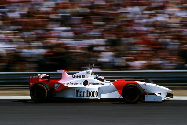 ミカ ハッキネン「Mika Häkkinen, Grand Prix Of Hungary」:写真・画像(0)[壁紙.com]