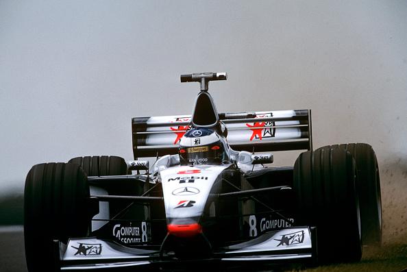 ミカ ハッキネン「Mika Häkkinen, Grand Prix Of Great Britain」:写真・画像(15)[壁紙.com]