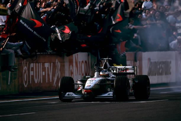 ミカ ハッキネン「Mika Häkkinen, Grand Prix Of Japan」:写真・画像(4)[壁紙.com]