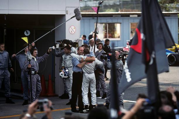 Suzuka「Mika Häkkinen, Grand Prix Of Japan」:写真・画像(10)[壁紙.com]