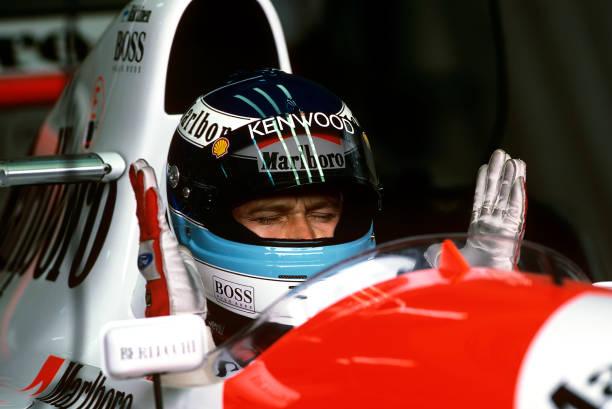 ミカ ハッキネン「Mika Häkkinen, Grand Prix Of Portugal」:写真・画像(11)[壁紙.com]