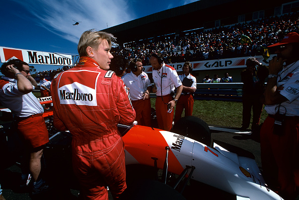 ミカ ハッキネン「Mika Häkkinen, Grand Prix Of Portugal」:写真・画像(17)[壁紙.com]