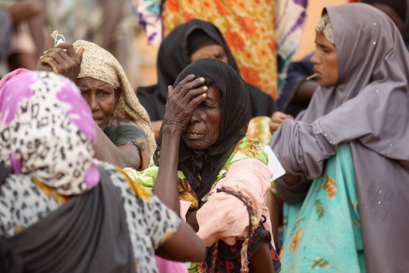 Displaced People「Refugees Flock To Dadaab As Famine Grips Somalia」:写真・画像(16)[壁紙.com]