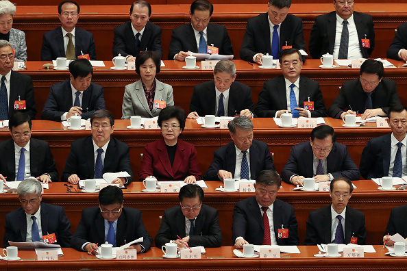 Conference - Event「China's National People's Congress (NPC) - Second Plenary Meeting」:写真・画像(18)[壁紙.com]