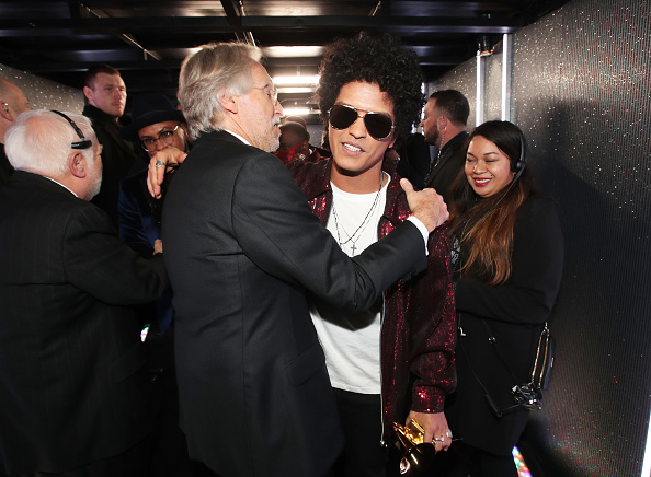 National Academy of Recording Arts and Sciences「60th Annual GRAMMY Awards - Backstage」:写真・画像(1)[壁紙.com]