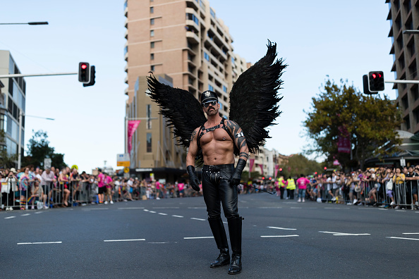 Oxford Street「Sydney Celebrates 40th Annual Sydney Gay & Lesbian Mardi Gras Parade」:写真・画像(15)[壁紙.com]