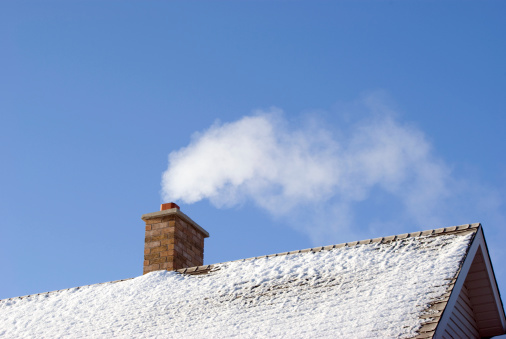 Furnace「Smoking Winter Chimney」:スマホ壁紙(19)