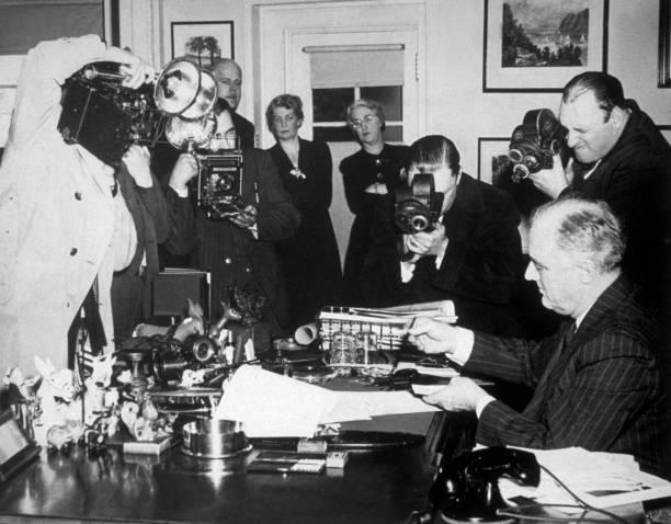 Franklin D Roosevelt:ニュース(壁紙.com)