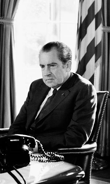 Oval Office「Nixon Watergate」:写真・画像(11)[壁紙.com]
