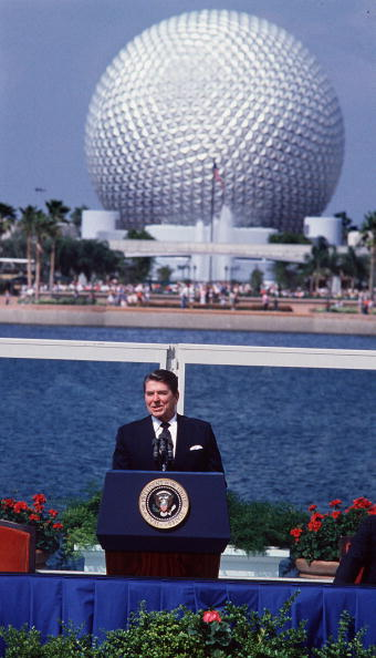 Epcot「President Ronald Reagan...」:写真・画像(4)[壁紙.com]