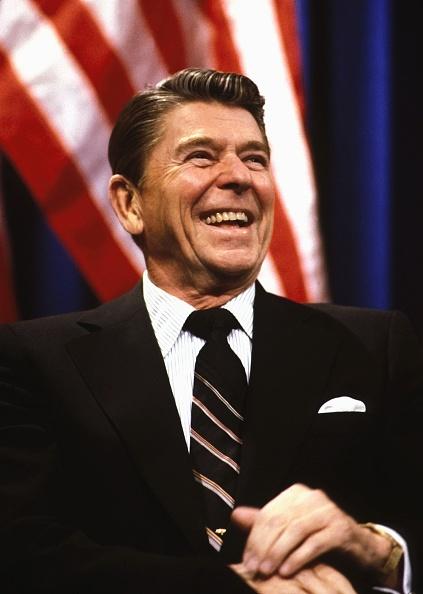 「ロナルド・レーガン大統領」の画像検索結果