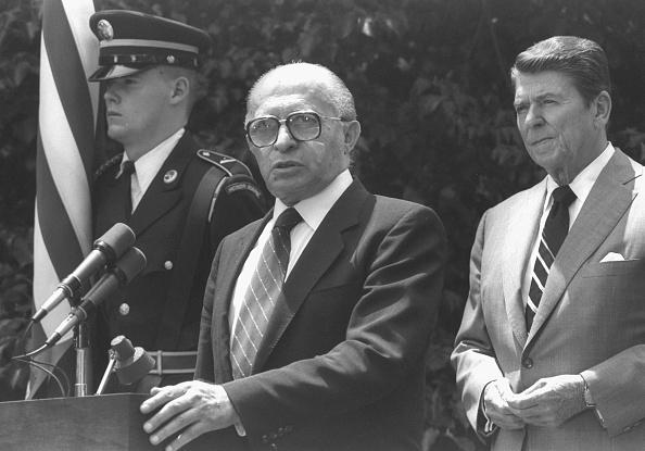GPO「FILE PHOTOS: Former President Ronald Reagan Dies At Age 93」:写真・画像(3)[壁紙.com]