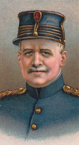 Cigarette Card「Lieutenant-General Felix Maximilien Eugene Wielemans (1863-1917), Chief of Staff, 1917.」:写真・画像(15)[壁紙.com]