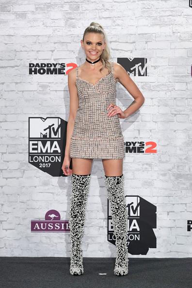 MTVヨーロッパ音楽賞「MTV EMAs 2017 - Winners Room」:写真・画像(11)[壁紙.com]