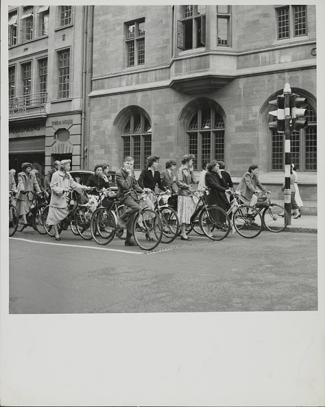 Green Light「Oxford 1955」:写真・画像(8)[壁紙.com]