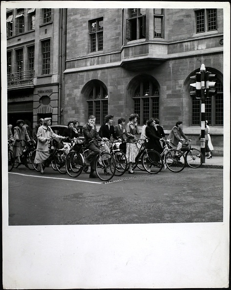 Green Light「Oxford 1955」:写真・画像(10)[壁紙.com]