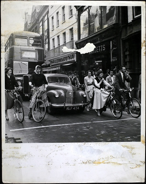 Green Light「Oxford 1955」:写真・画像(9)[壁紙.com]