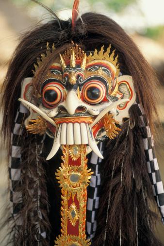 Evil「Mask of Rangda, the Evil Witch, Bali」:スマホ壁紙(13)