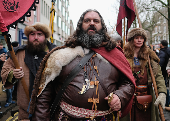 York - Yorkshire「Viking History Is Celebrated In York」:写真・画像(18)[壁紙.com]