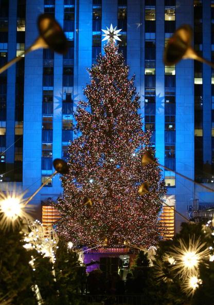 Positioning「73rd Annual Rockefeller Center Tree Lighting Ceremony」:写真・画像(17)[壁紙.com]